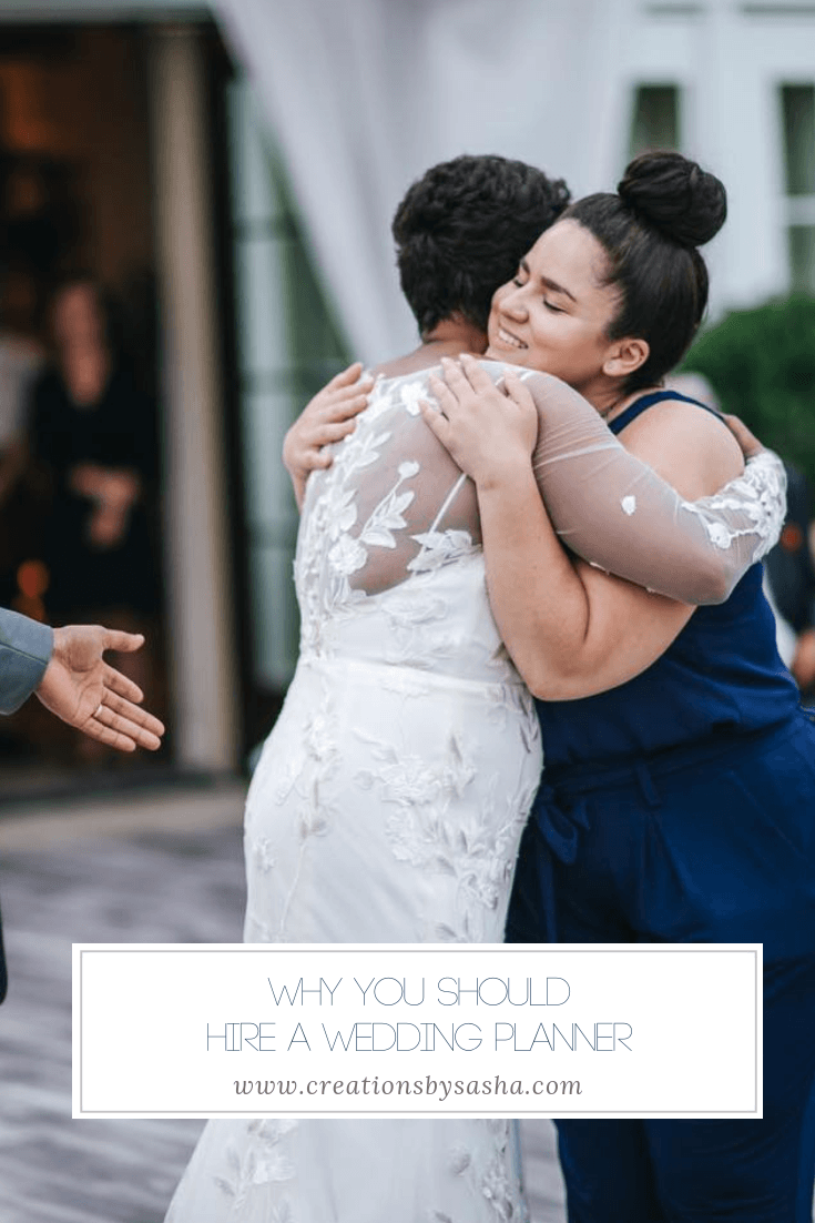 Why You Should Hire a Wedding Planner - www.by-sasha.com