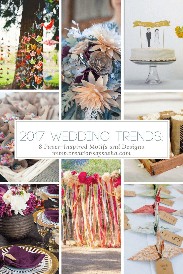 wedding trends, paper trends, stationery trends