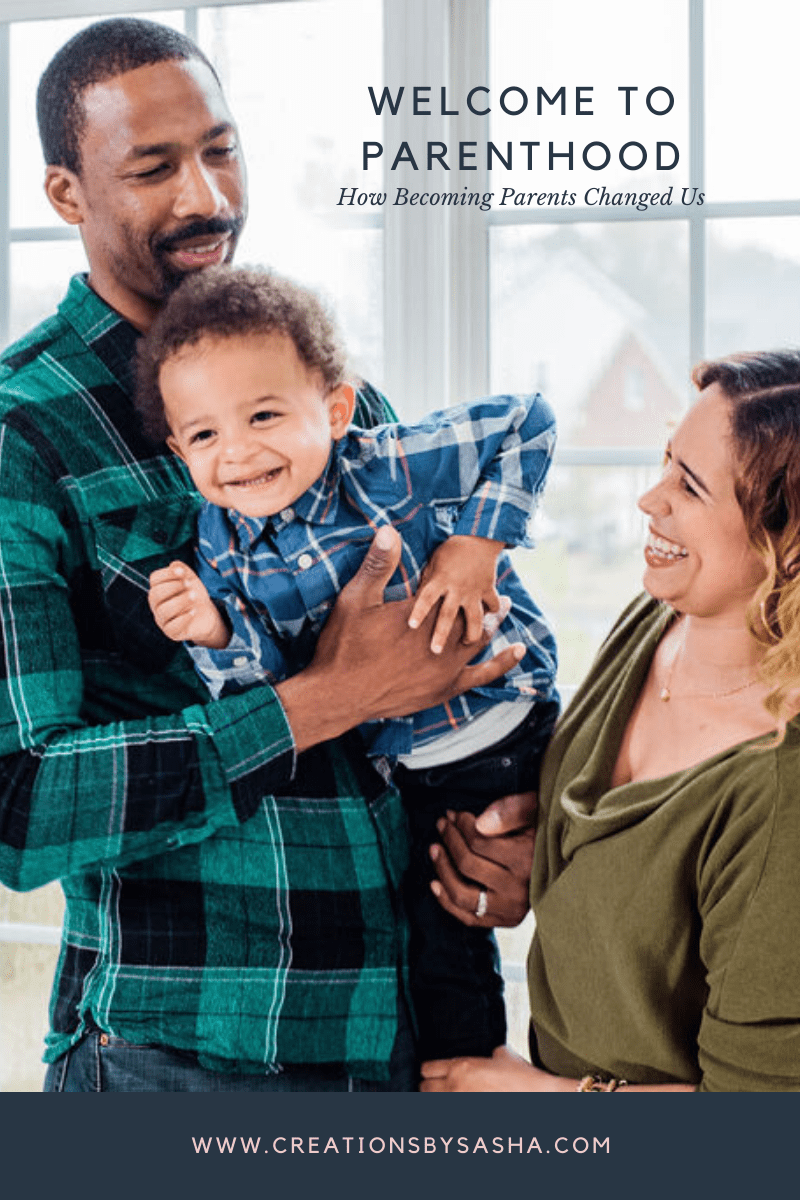 Welcome to Parenthood – How Becoming Parents Changed Us