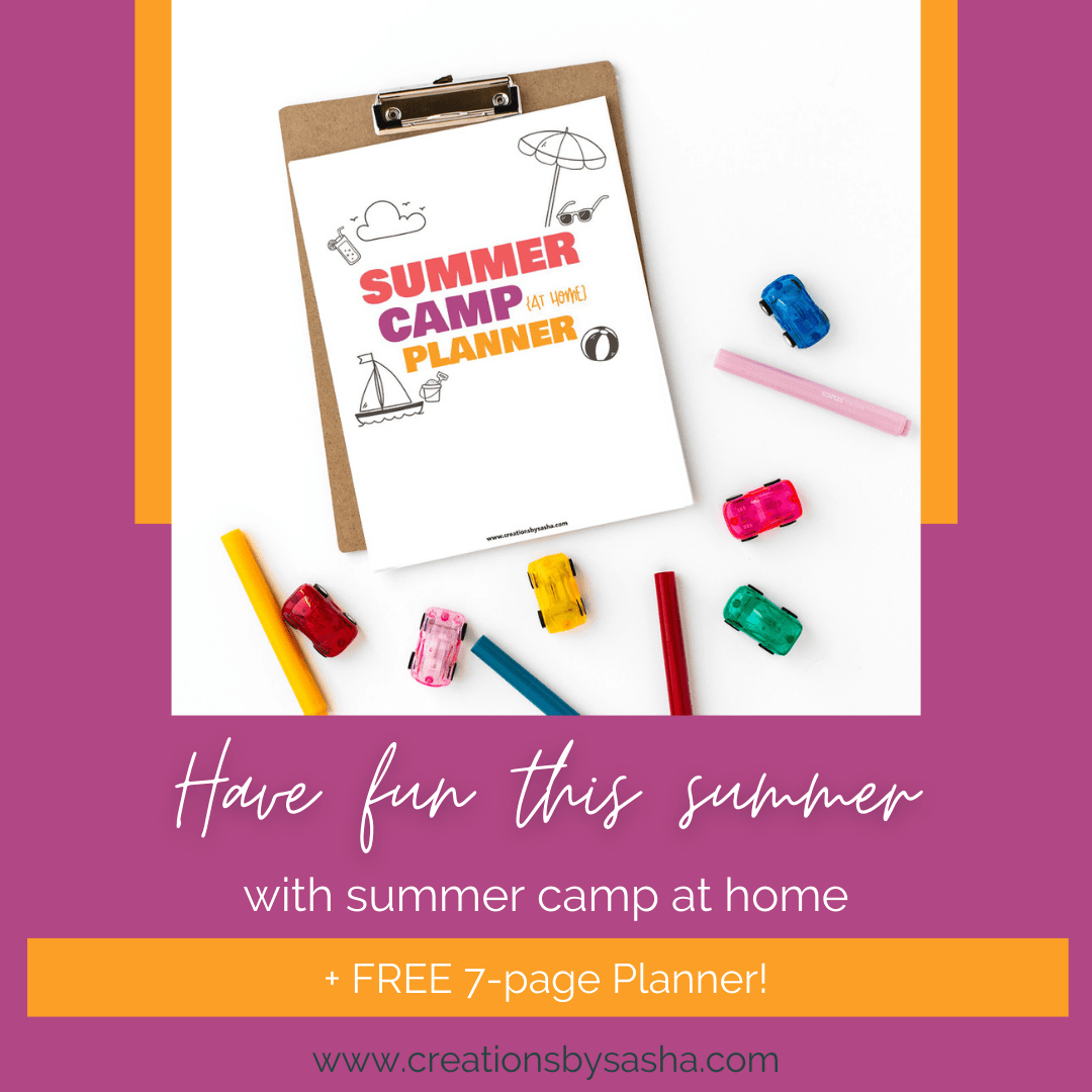 Have Fun This Summer With Summer Camp at home FI