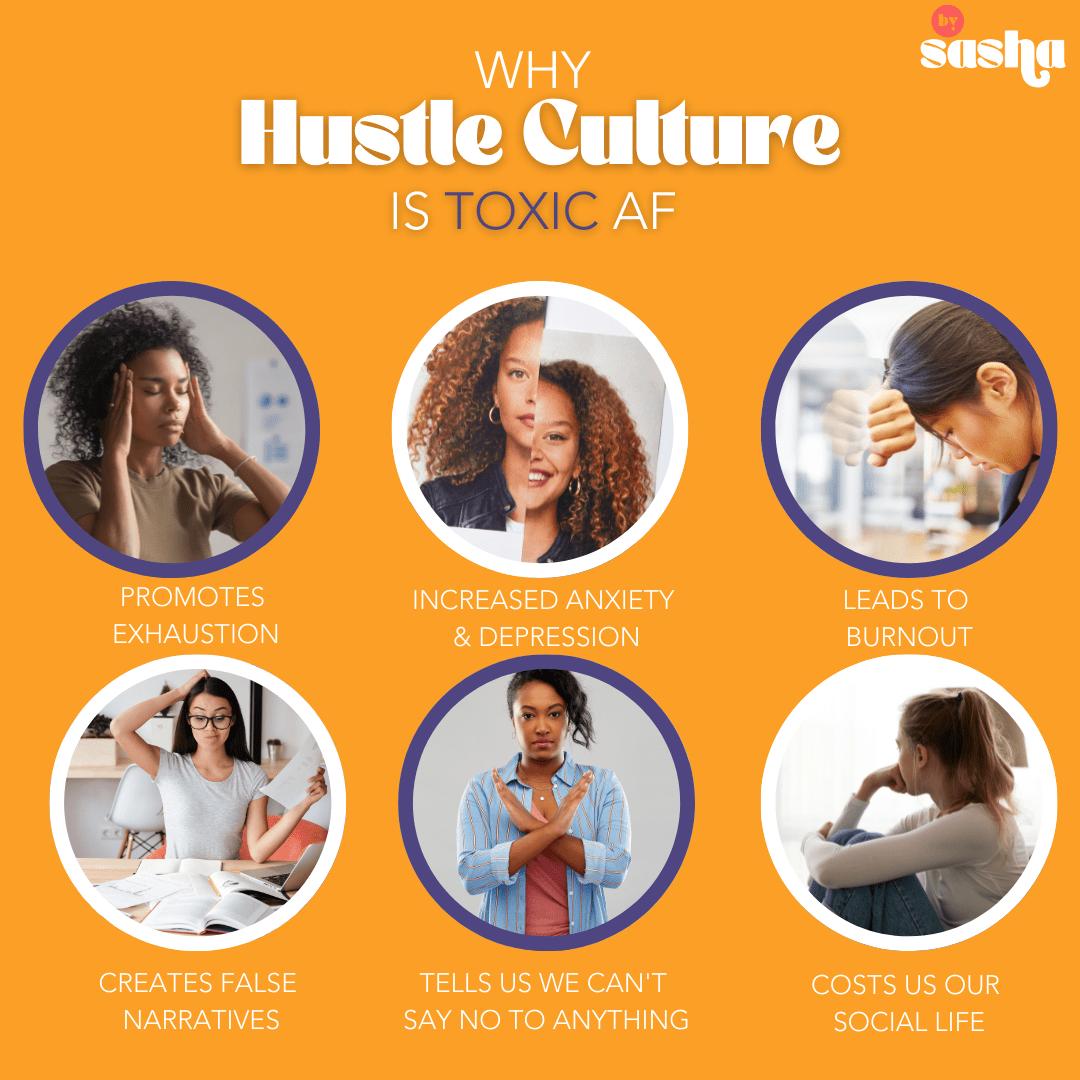 Why I Hate Hustle Culture